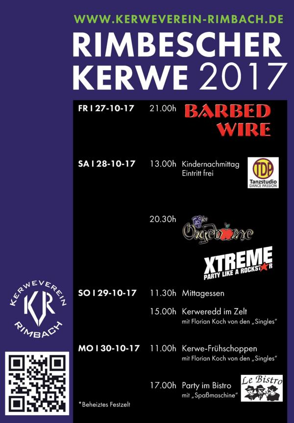 K800 Kerwe Flyer schwarz VS 17 FINAL